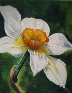 'Narcissus' by Angela Joseph