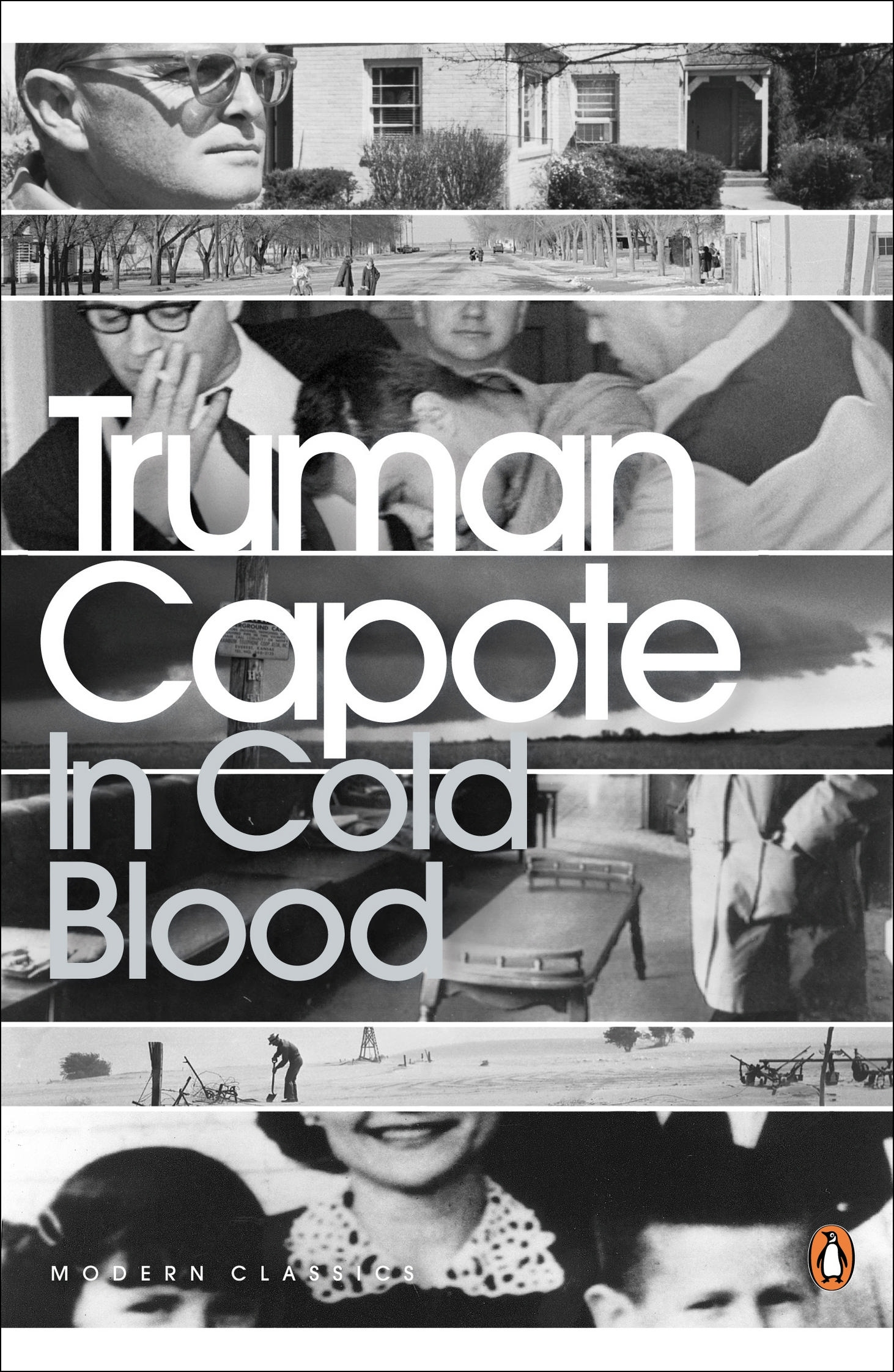 How did capote in the novel