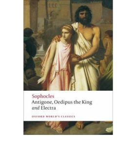 the character of sophocles antigone