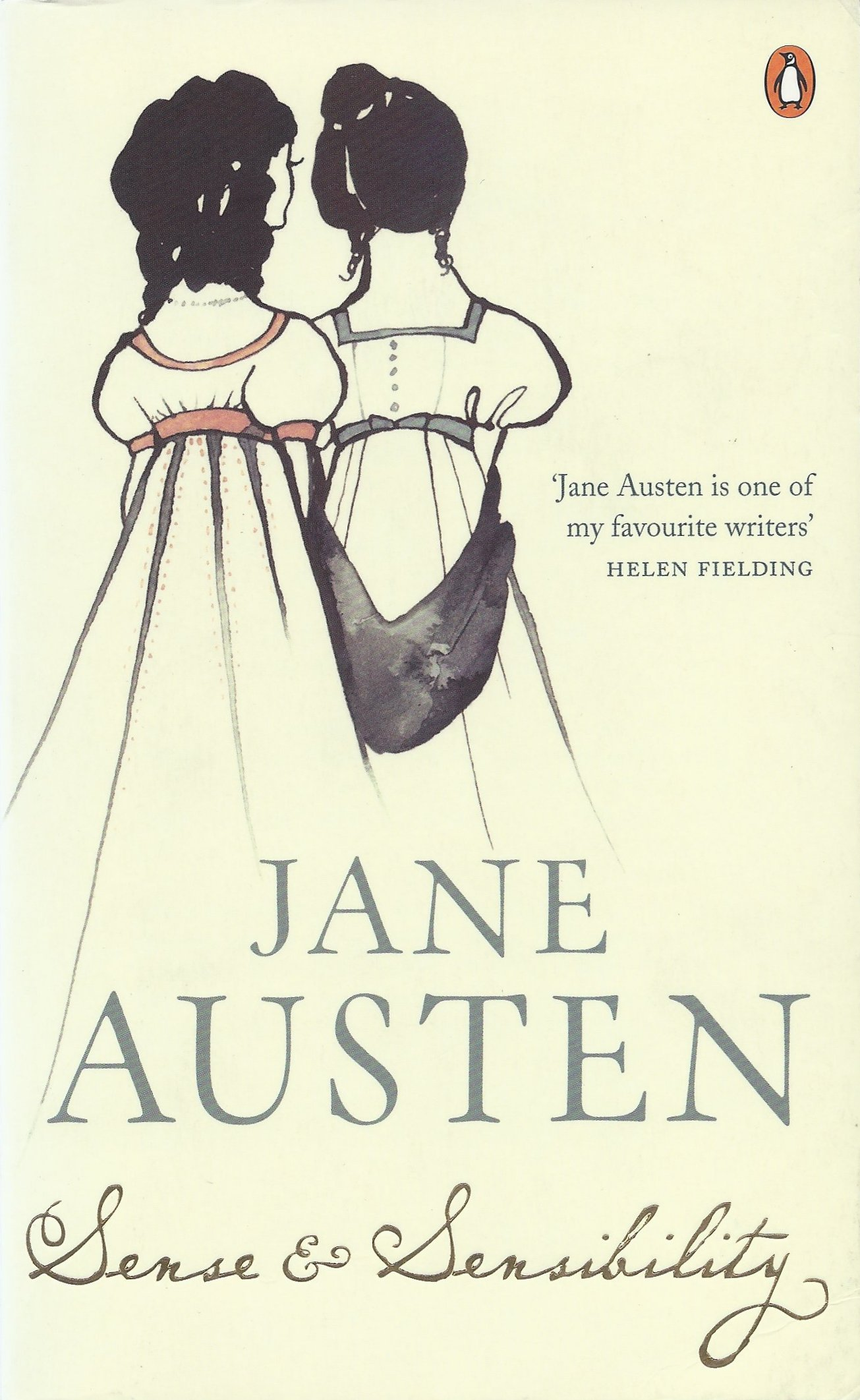 Sense and Sensibility Book Cover at https://theliterarysisters.wordpress.com/2015/08/31/sense-and-sensibility-by-jane-austen/