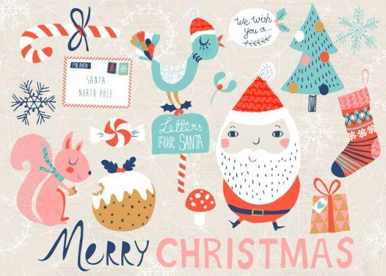 0129755e14f1394f93c5c20c7c0ae46f--santa-christmas-christmas-time